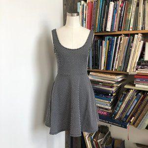Adorable Polkadot Mini Dress